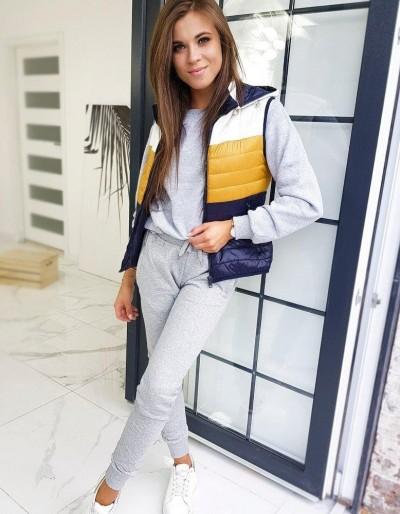 Dámská vesta TRIO FULL námořnická modrá TY1385
