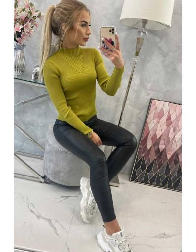 Dámská svetr Natali kiwi barva