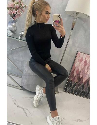 Dámská svetr Natali černá barva