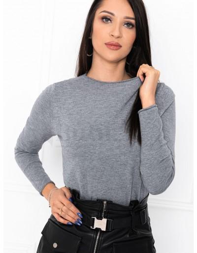Dámský svetr ELR002 - šedý