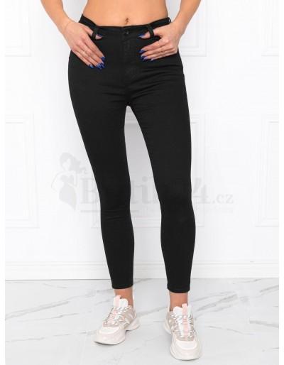 Dámské džíny PLR007 - černé