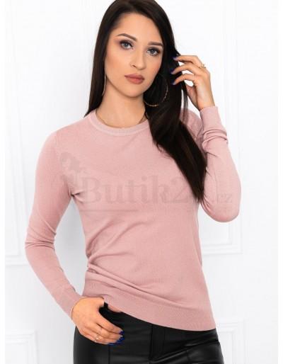 Dámský svetr ELR003 - růžový