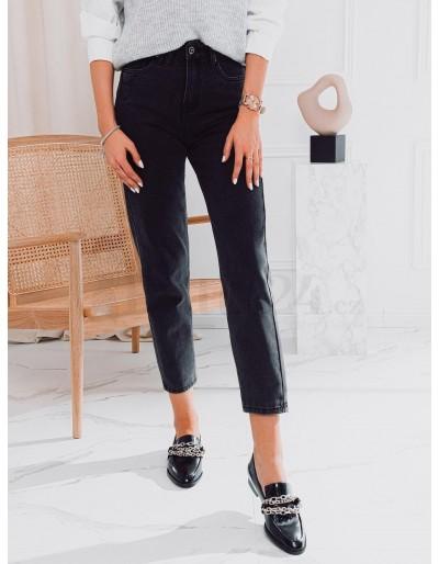 Dámské džíny PLR022 - černé