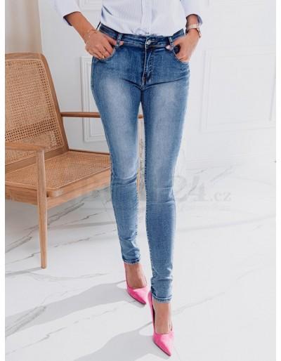 Dámské džíny PLR028 - modré