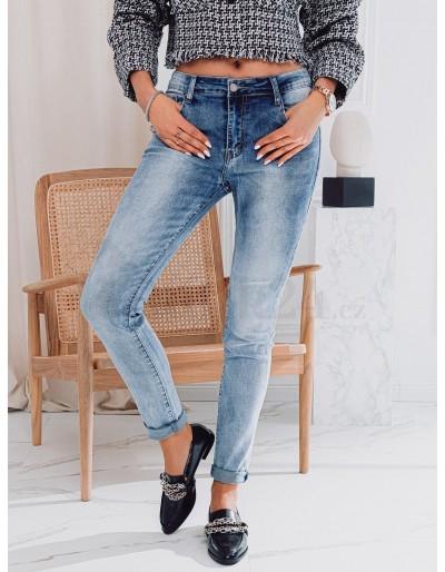 Dámské džíny PLR021 - modré