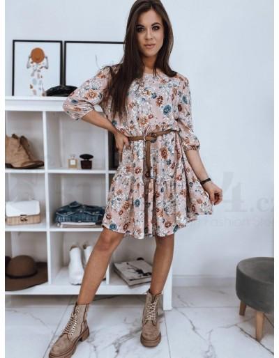 Šaty PILONA růžové EY1488