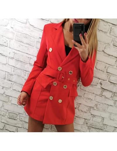 Dámský luxusní kabátek Tiffany červený