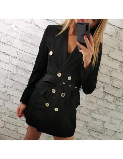 Dámský černý luxusní kabátek