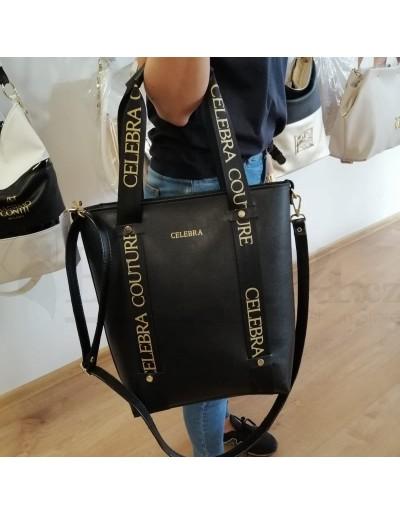 Dámská kabelka Abby černá