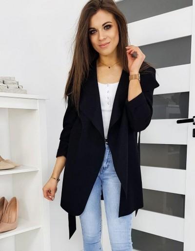 Dámský kabát KIARA černý NY0331