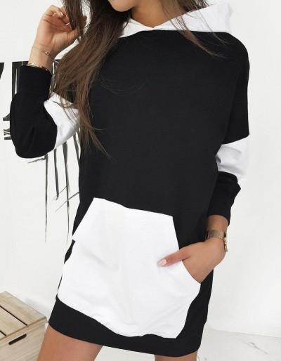 Tunikové šaty PRIMO černé BY0568