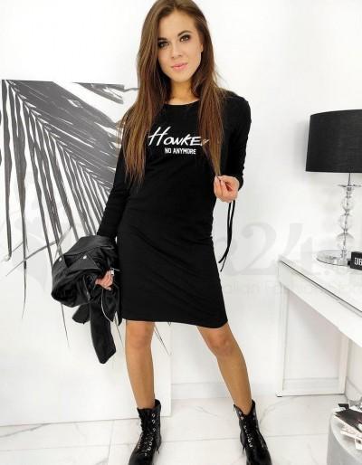 Sukienka HOWKERS czarna EY1371